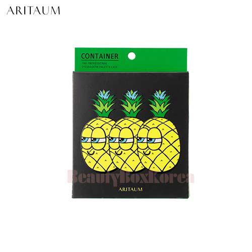 ARITAUM  Eyeshadow Palette Case 6 Holes [Chris Uphues Edition]